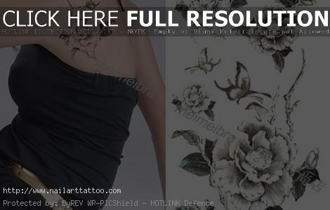 axl rose tattoos temporary
