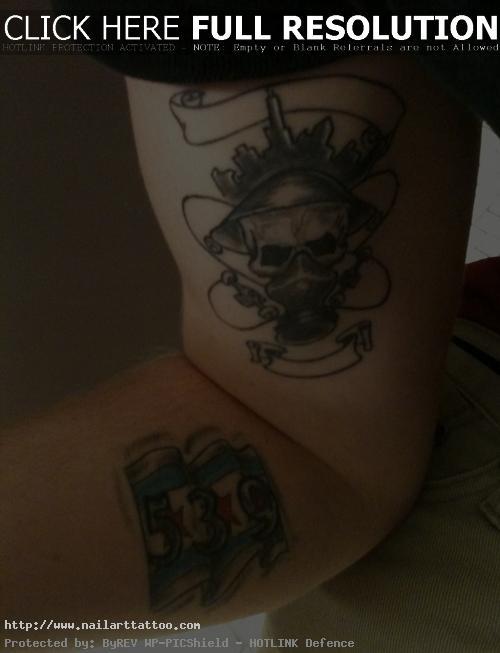 chicago flag tattoo tumblr