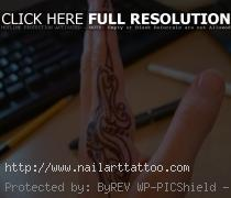 Hand tattoo 2 by Melo-Death