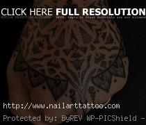 Wicked tattoo art on the hand